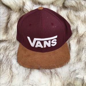 Nwot vans hat